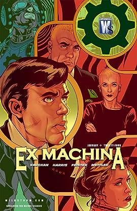 Ex Machina No.24
