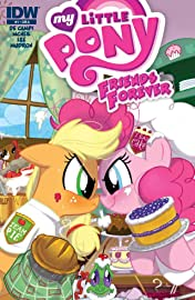 My Little Pony: Friends Forever #1