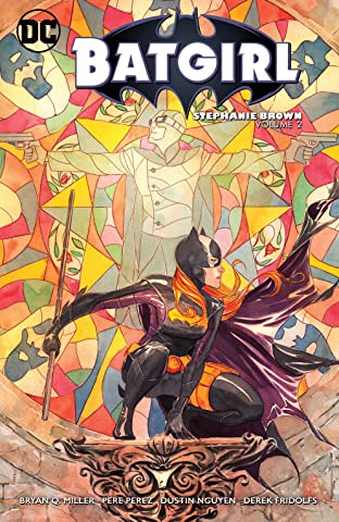 Batgirl: Stephanie Brown  Tome 2