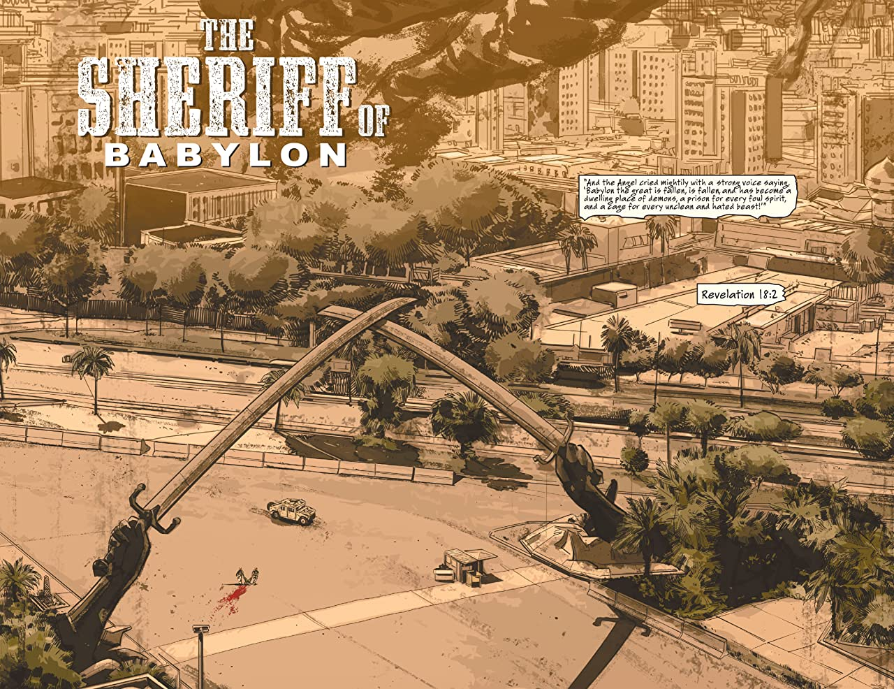 Sheriff of Babylon: The Deluxe Edition