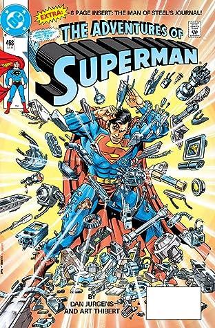 Adventures of Superman (1986-2006) #468