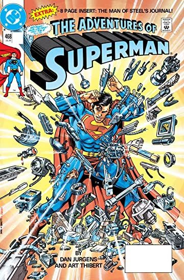 Adventures of Superman (1986-2006) #468