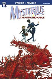 Mysterius: The Unfathomable #6