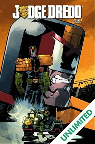 Judge Dredd Vol. 3