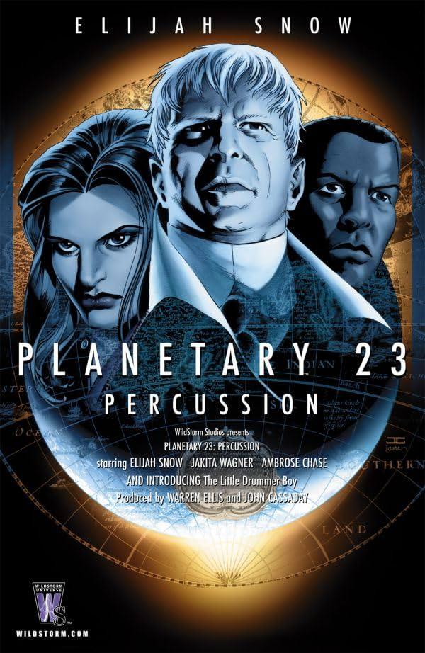 Planetary #23