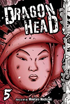 Dragon Head Vol. 5