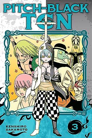 Pitch-Black Ten Vol. 3