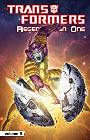 Transformers: Regeneration One Vol. 3
