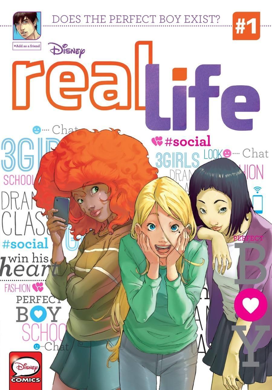 Real Life Vol. 1