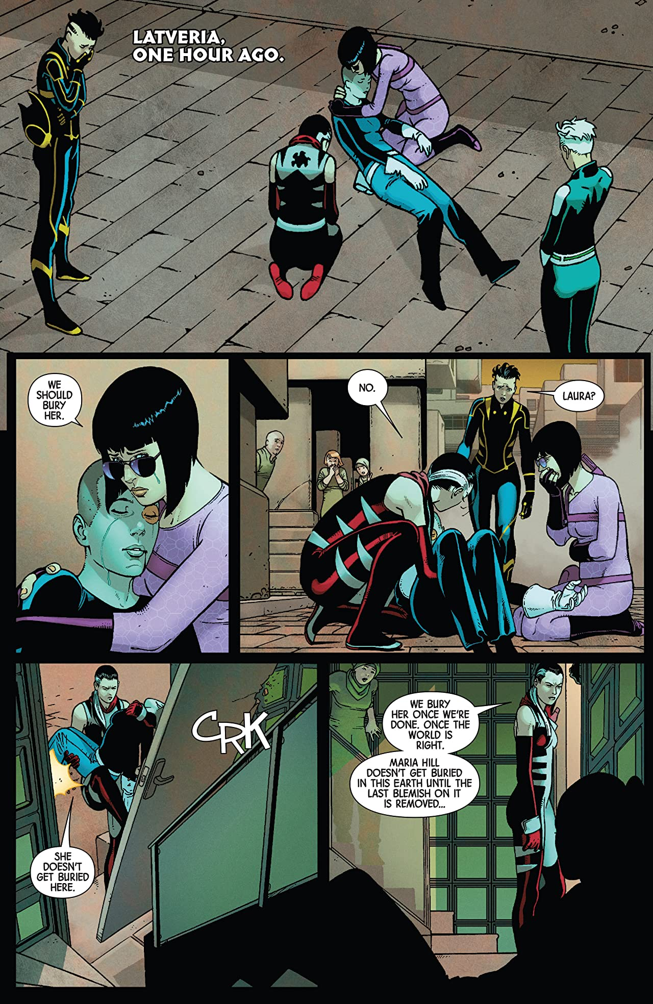 All-New Wolverine (2015-2018) #35
