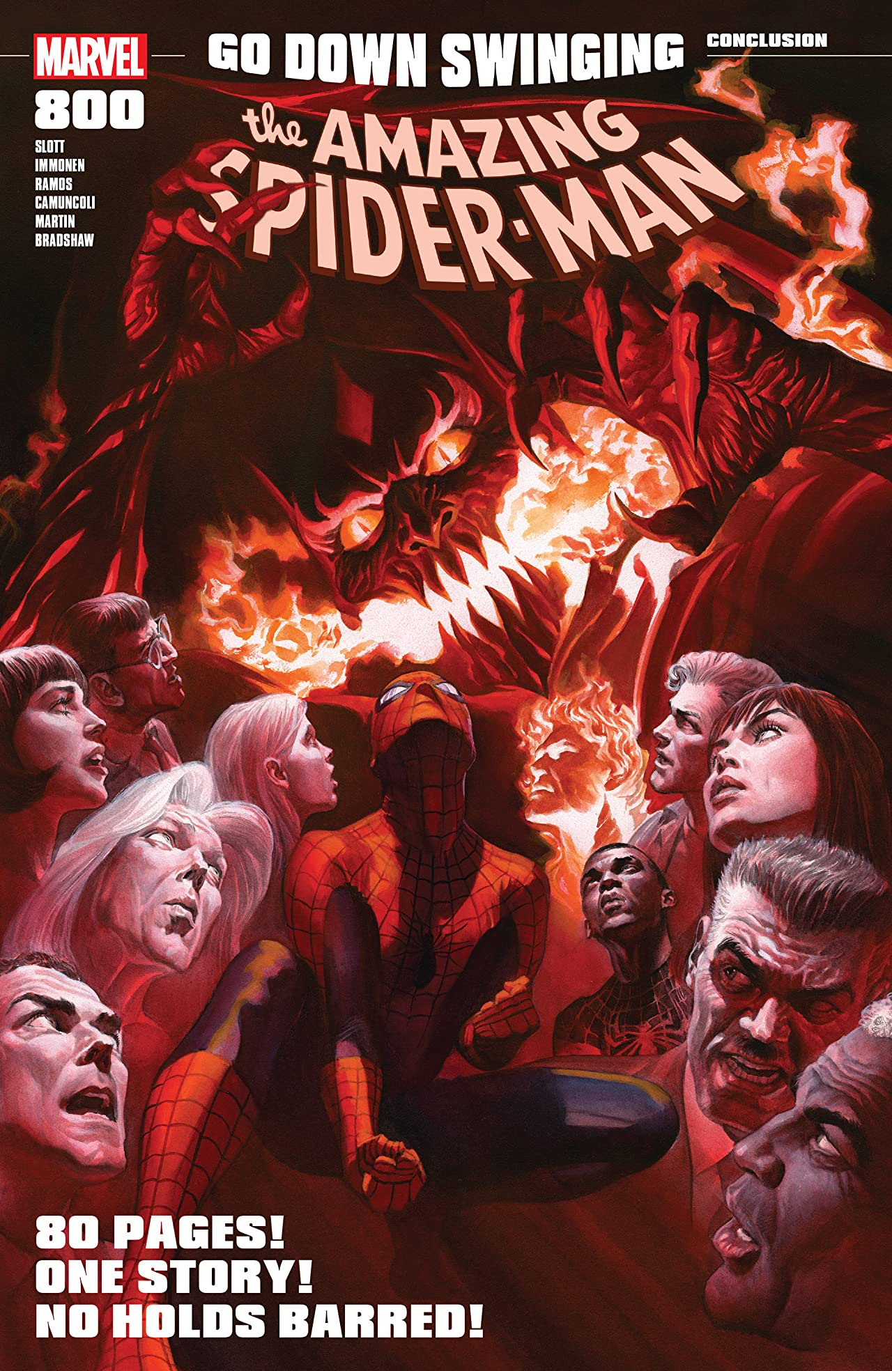 Amazing Spider-Man (2015-) No.800