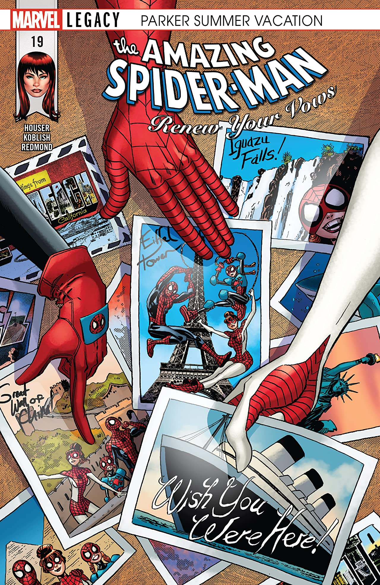 Amazing Spider-Man: Renew Your Vows (2016-) No.19
