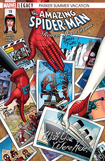 Amazing Spider-Man: Renew Your Vows (2016-) #19