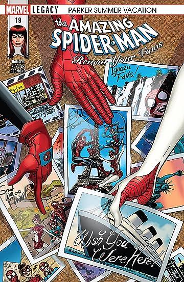 Amazing Spider-Man: Renew Your Vows (2016-2018) #19