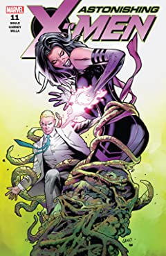 Astonishing X-Men (2017-) #11