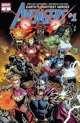 Avengers (2018-) No.1