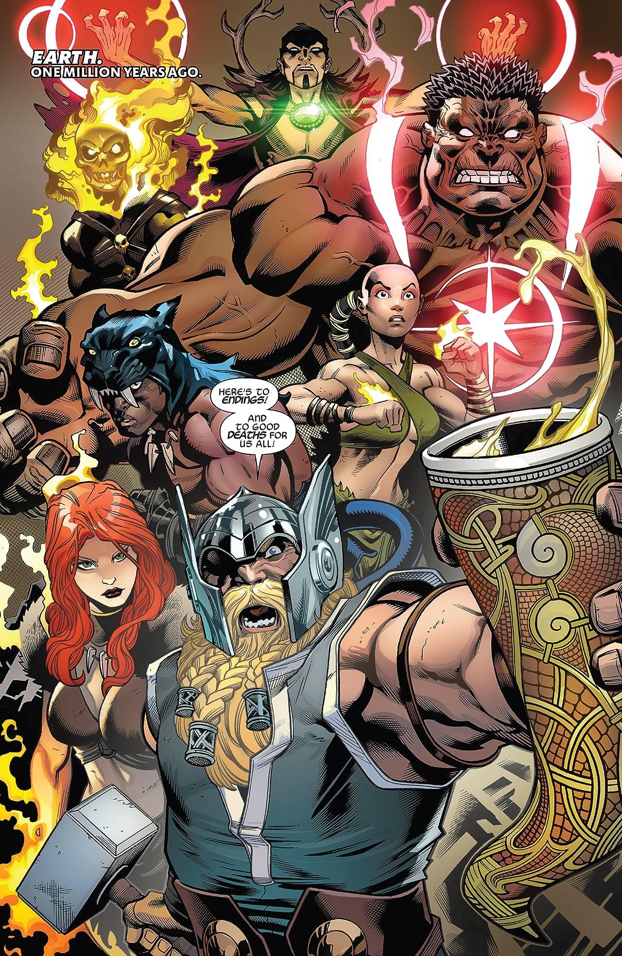 Avengers (2018-) #1
