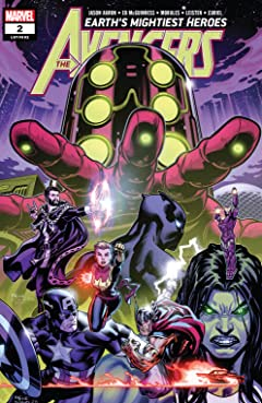 Avengers (2018-) No.2