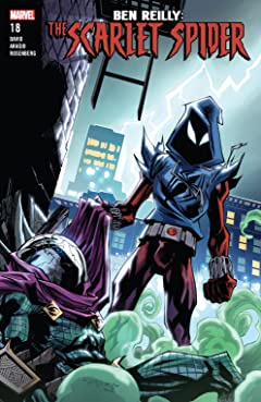 Ben Reilly: Scarlet Spider (2017-) #18