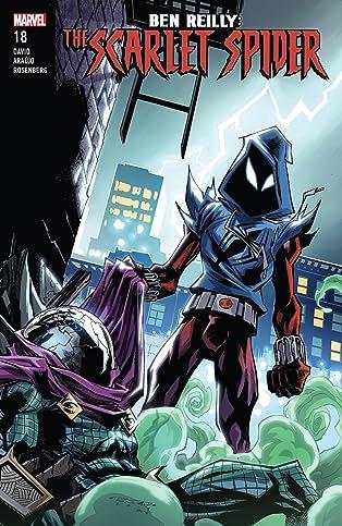 Ben Reilly: Scarlet Spider (2017-) #18
