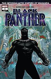Black Panther (2018-) #1