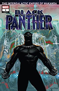 Black Panther (2018-) No.1