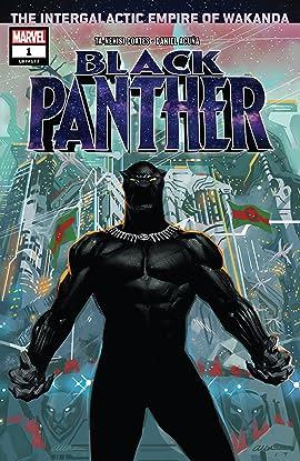 Black Panther (2018-) No.1