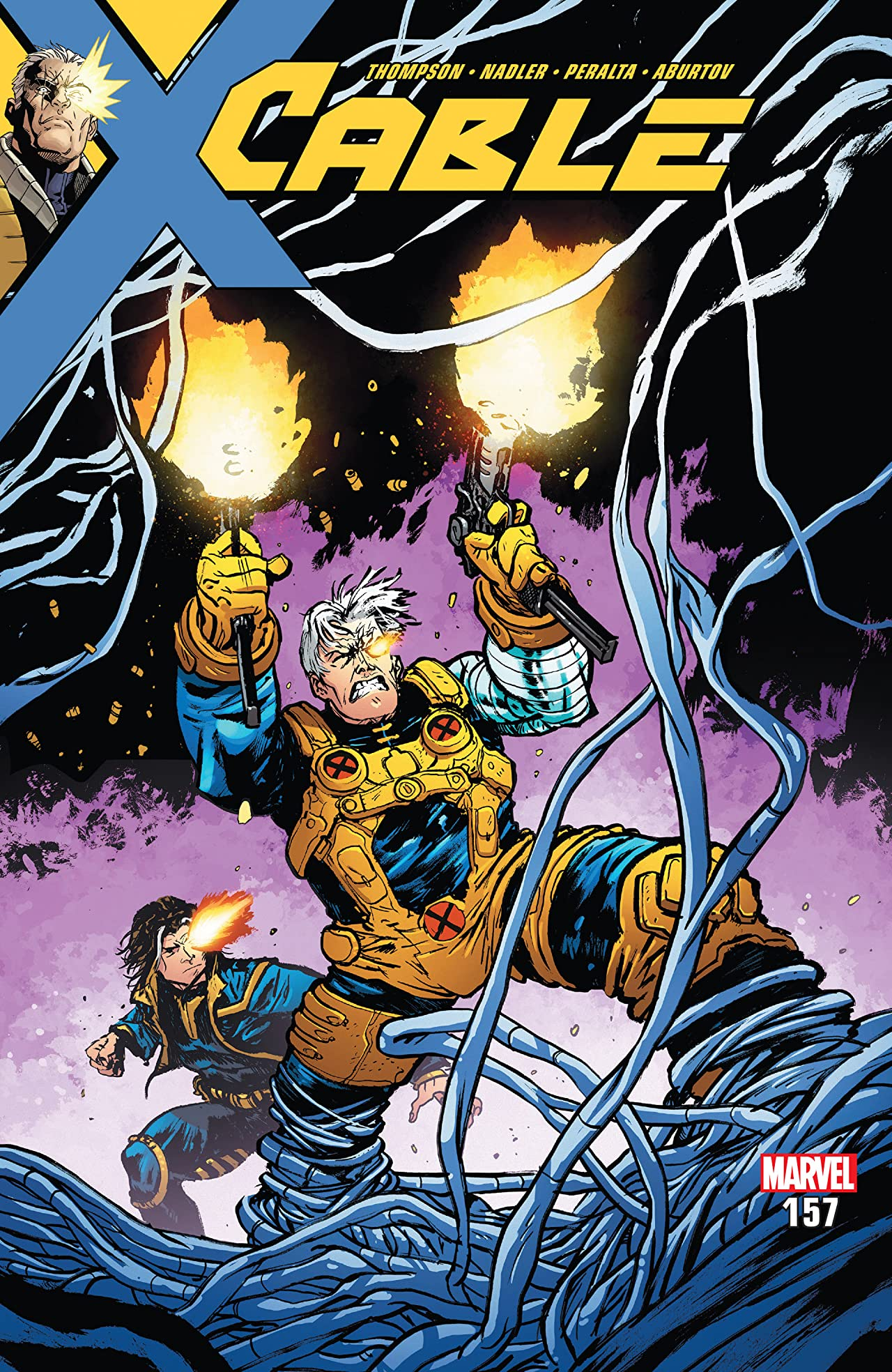 Cable (2017-) #157