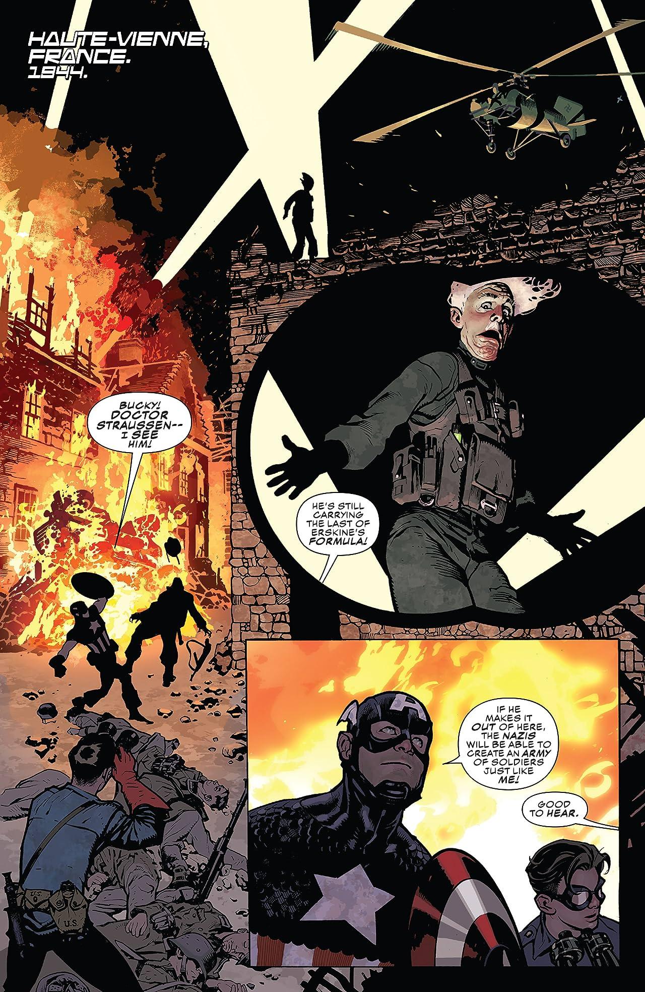 Captain America (2017-) #701