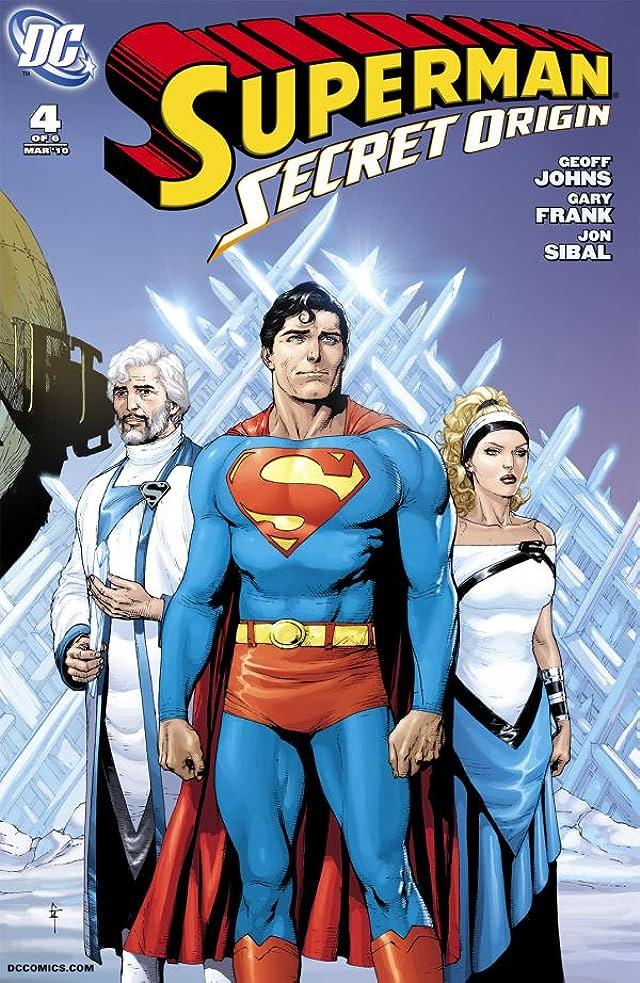 Superman: Secret Origin #4