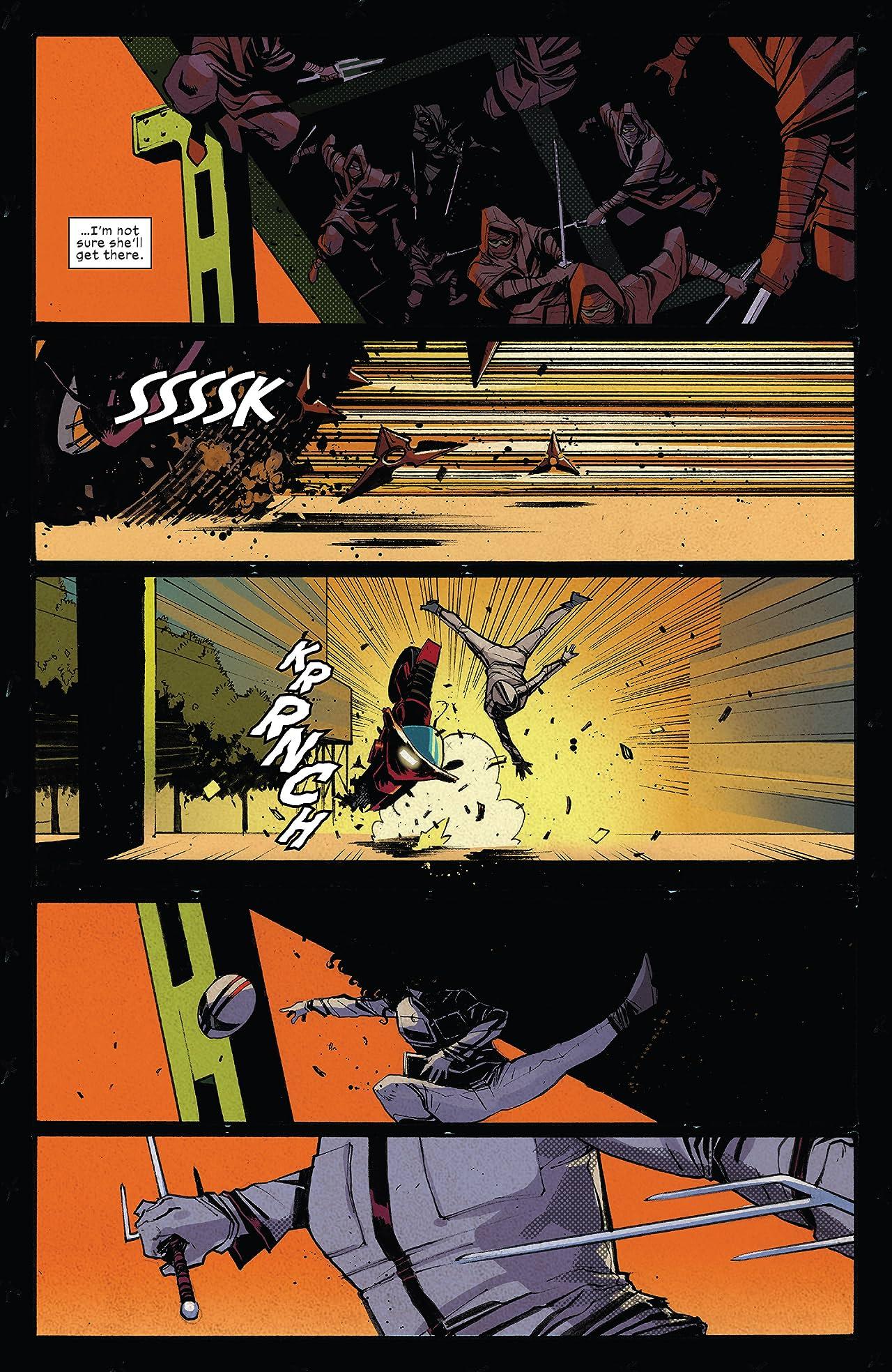 Daredevil (2015-) #603