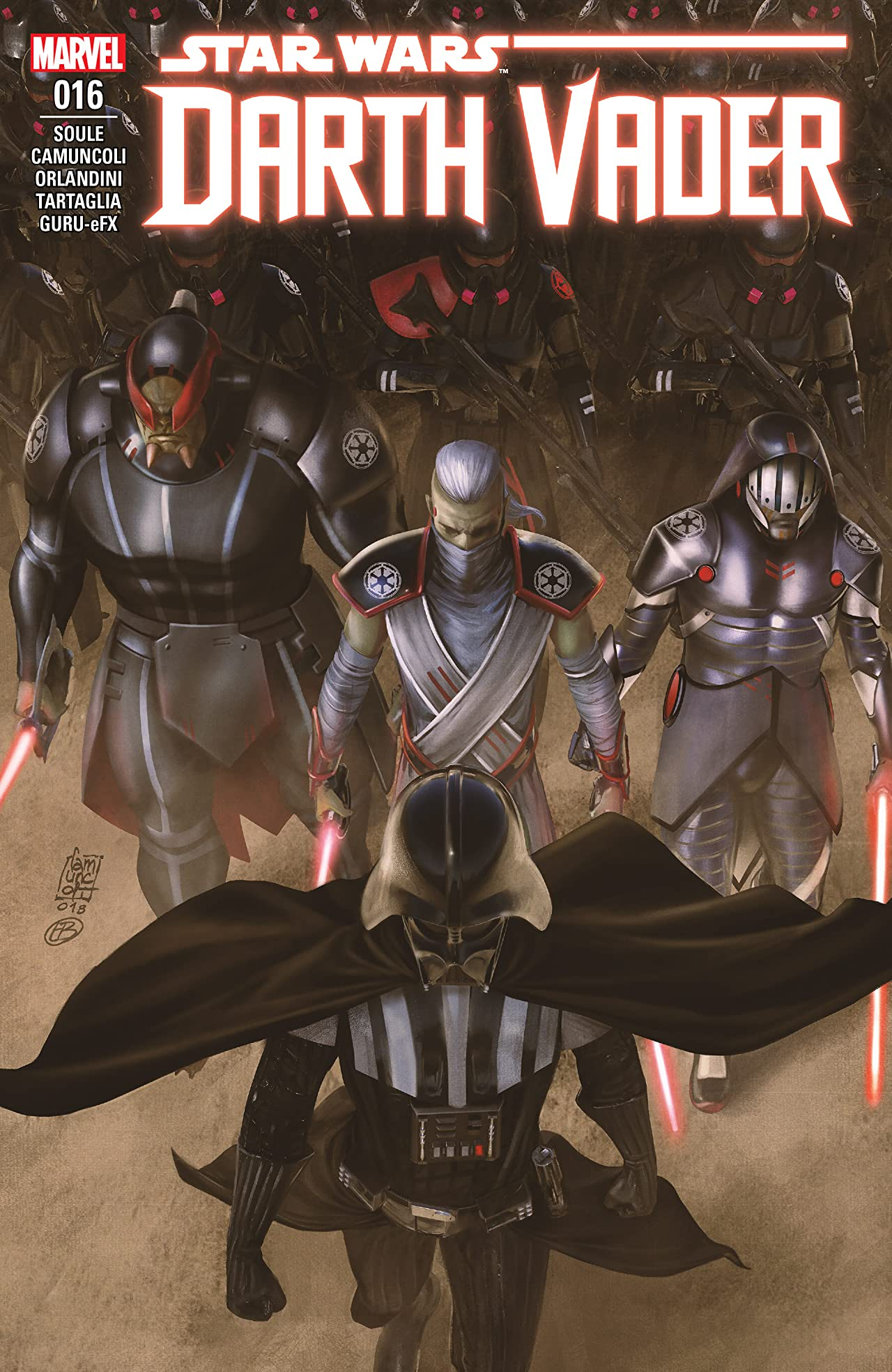 Darth Vader (2017-) No.16