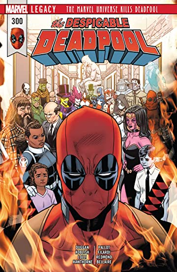 Despicable Deadpool (2017-) No.300