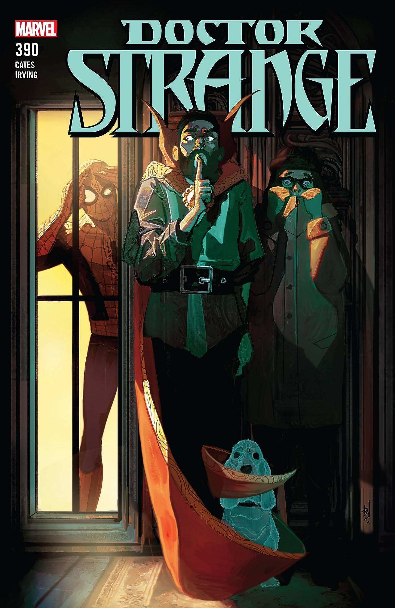 Doctor Strange (2015-) No.390