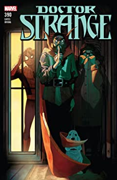 Doctor Strange (2015-2018) #390