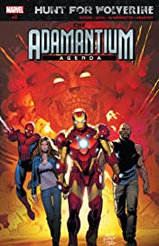 Hunt For Wolverine: Adamantium Agenda (2018) No.1 (sur 4)