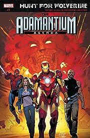 Hunt For Wolverine: Adamantium Agenda (2018) #1 (of 4)