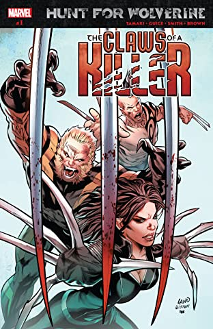 Hunt For Wolverine: Claws Of A Killer (2018) #1 (of 4)