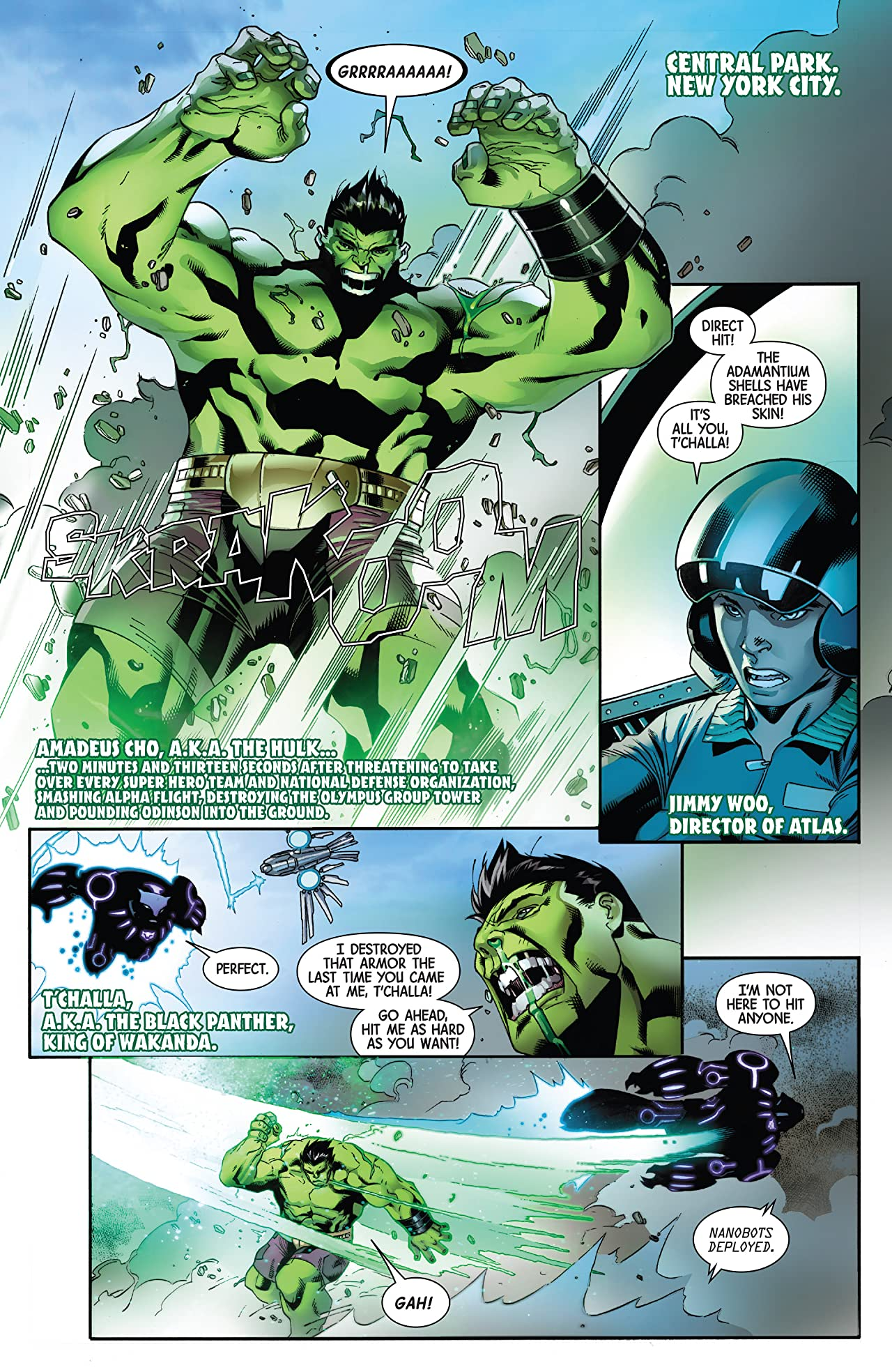 Incredible Hulk (2017-) #717