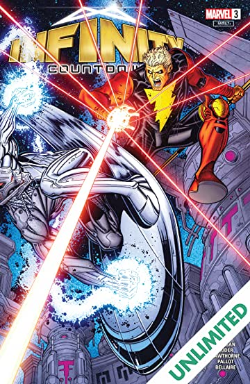 Infinity Countdown (2018) #3 (of 5)