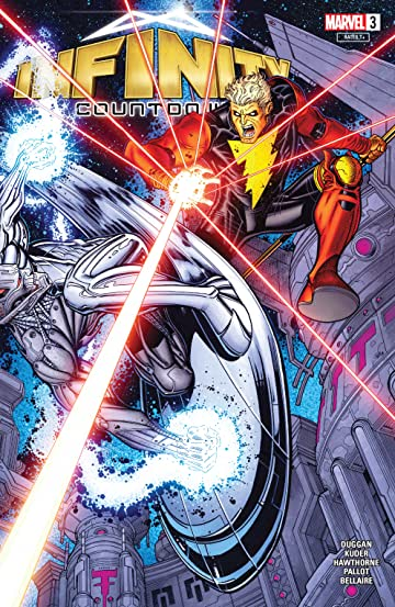 Infinity Countdown (2018-) No.3 (sur 5)