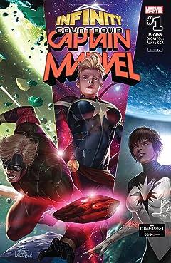 Infinity Countdown: Captain Marvel (2018) #1