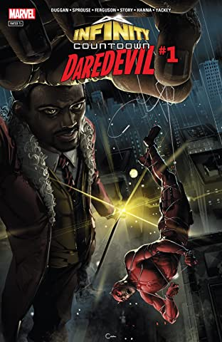 Infinity Countdown: Daredevil (2018) No.1