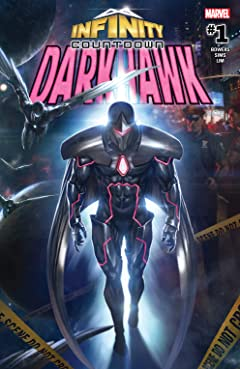 Infinity Countdown: Darkhawk (2018) #1 (of 4)