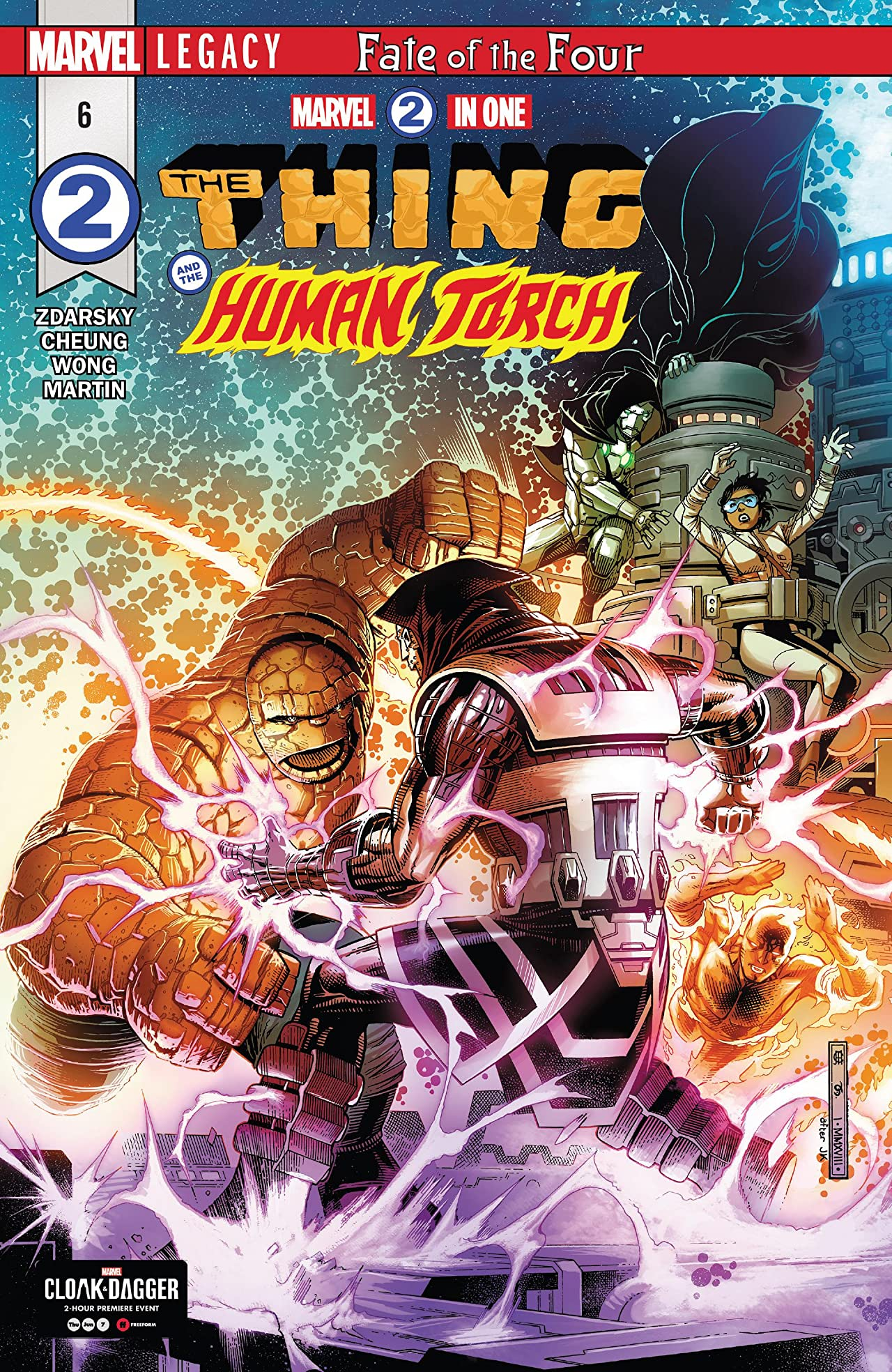 Marvel Two-In-One (2017-) #6