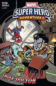 Marvel Super Hero Adventures: The Spider-Doctor (2018) No.1