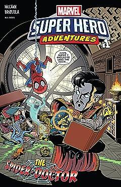 Marvel Super Hero Adventures: The Spider-Doctor (2018) #1