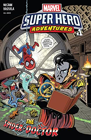 Marvel Super Hero Adventures: The Spider-Doctor (2018) #1