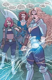 The Mighty Thor: At The Gates Of Valhalla #1