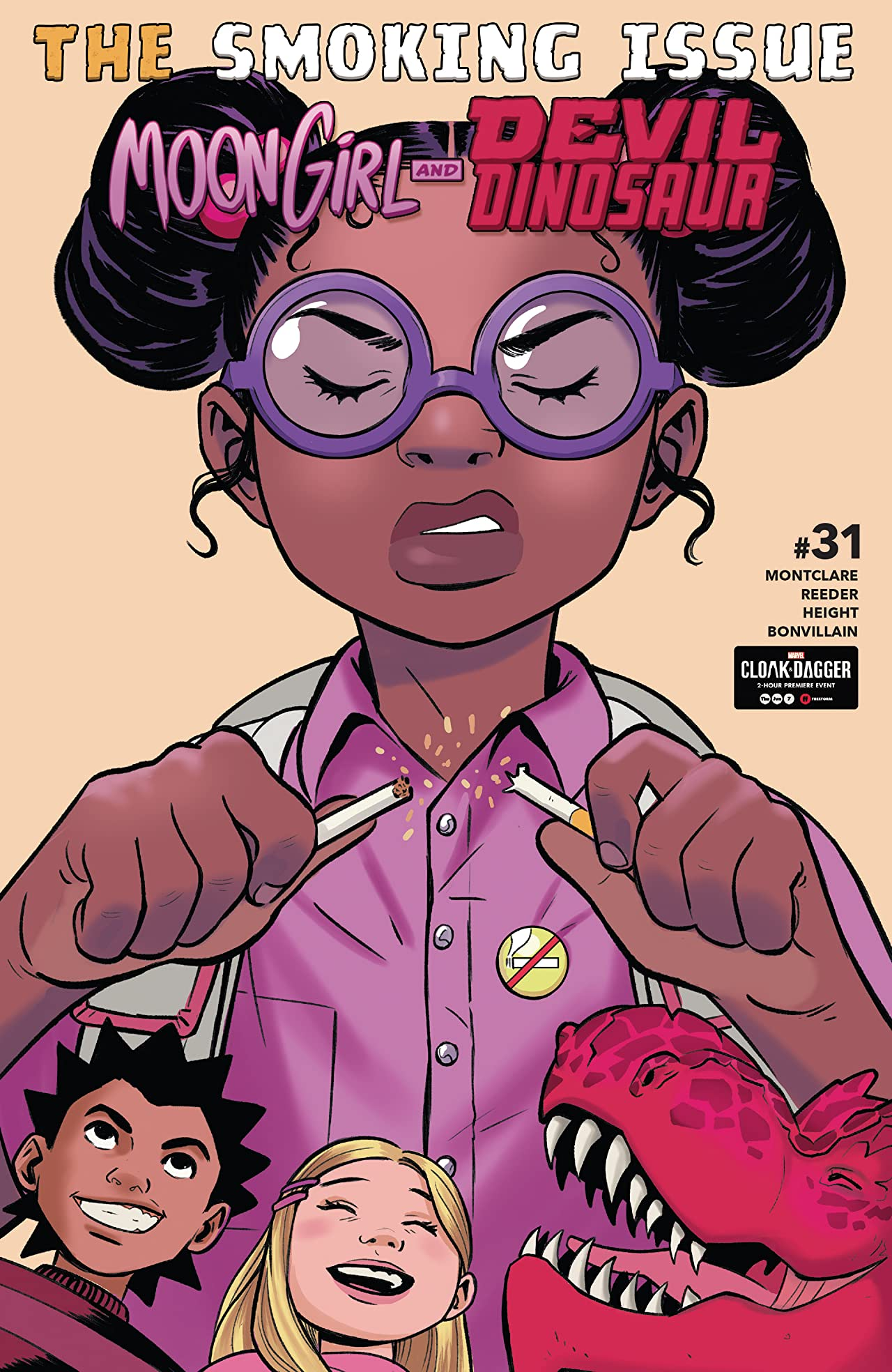 Moon Girl and Devil Dinosaur (2015-) #31